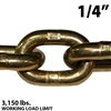 "1/4"" Grade 70 Transport Chain"