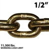 "1/2"" Grade 70 Transport Chain"
