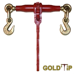 Gold-Tip Ratchet Load Binder