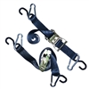 Motorcycle Ratchet Tie Down Assembly 2 x 6FT