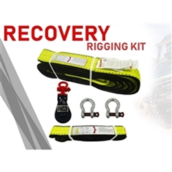 OFF-ROAD Rigging / Recovery Universal KIT