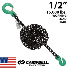 "1/2"" SGS Grade 100 Chain Sling 