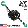 "5/8"" SGS Grade 100 Chain Sling 