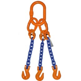 "3/8"" X100 TOG Grade 100 Chain Sling"