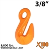 "3/8"" X100 Grade 100 Eye Grab Hook"