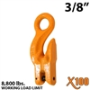 "3/8"" X100 Grade 100 Eye Grab Adjuster Hook"