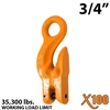 "3/4"" X100 Grade 100 Eye Grab Adjuster Hook"