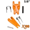 "Cast Latch Kit for 5/8"" Grade 100 Sling Hook"