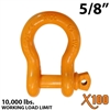 "5/8"" Alloy Screw Pin Anchor Shackle"