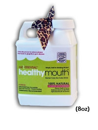 <strong>pet::ESSENTIAL&#8482; healthymouth&#8482; Cat Value Jug (8oz.)</strong>