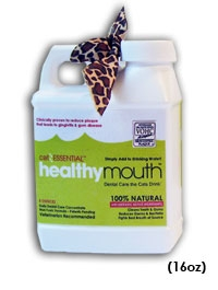 <strong>pet::ESSENTIAL™ healthymouth™ Cat Super Saver Jug (16oz)</strong>