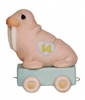 Precious Moments Circus Birthday Train - Walrus - Age 14