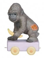 Precious Moments Circus Birthday Train - Gorilla - Age 15