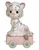Precious Moments Circus Birthday Train - Tiger- Age 16