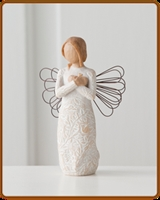 WILLOW TREE ANGEL OF REMEMBRANCE