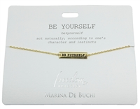 Be Yourself Freedom Bracelet