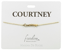 Courtney Freedom Bracelet