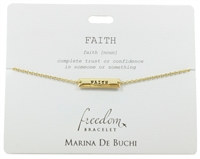 Faith Freedom Bracelet