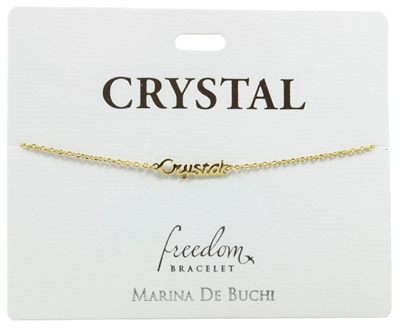 Crystal Freedom Bracelet