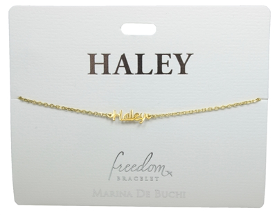 Haley Freedom Bracelet