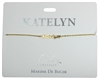 Katelyn Freedom Bracelet