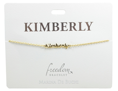 Kimberly Freedom Bracelet