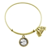 April Birthstone Wind & Fire Bracelet