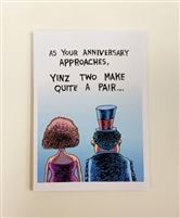 Anniversary - YINZER Cards