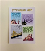 Pittsburgh GPS - YINZER Cards