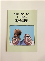 You're My Jagoff - YINZER Cards