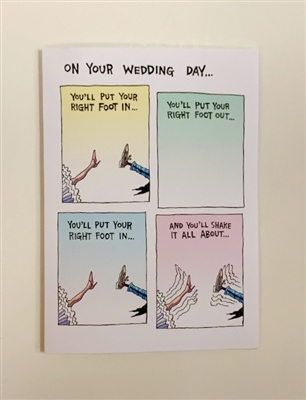 Wedding Wishes - YINZER Cards