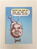 Birthday with Rick Sebak - YINZER Cards