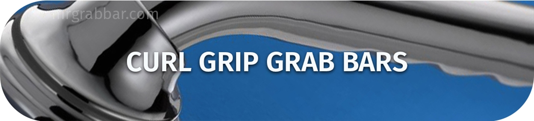 Curl Grip Bronze Grab Bar Install Package