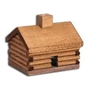 Pine Log Cabin & Balsam Fir Incense