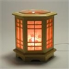 Electric Wooden Aromatherapy Oil Burner