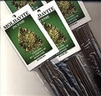 Moldavite Incense Sticks