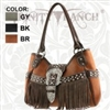 Dakota Collection Trinity Ranch Handbag
