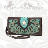 Embroidery Collection Wallet