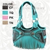 Fringe Collection Handbag