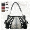 Animal Print Collection Handbag