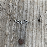 Mini Come, Follow Me Necklace