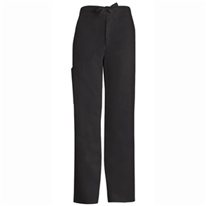 Cherokee 1022 - Men's Fly Front Drawstring Pant