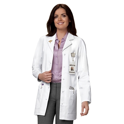 "Cherokee 1462 - 32"" Lab Coat"