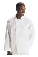 White Swan 18000 - Basic 8-Button Chef Jacket