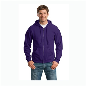 Sanmar 18600 - Gildan - Heavy Blend Full Zip Hooded Sweatshirt