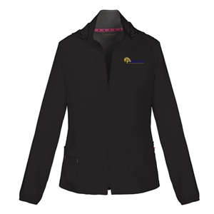 "Cherokee HeartSoul 20310 - Women's ""In Da Hood"" Warm-up Jacket for White Oak"