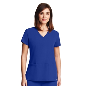 Barco 2115 - Women's V-Neck Scrub Top