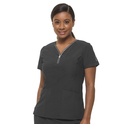 Healing Hands HH360 2254 - Women's Sonia Stretch Solid Scrub Top