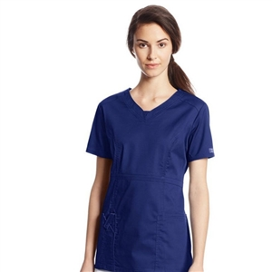 Cherokee 24703 - Core Stretch Jr. Fit Women's V-Neck Scrub Top
