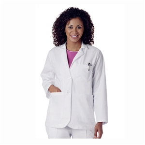 "Landau 3230 - Woman's 28 1/2"" Consultation Coat"